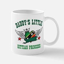 Daddy's Little Kittian Princess Mug