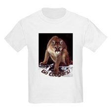 Kids T-Shirt - Go Cougars!