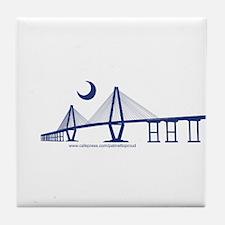 Home Tile Coaster