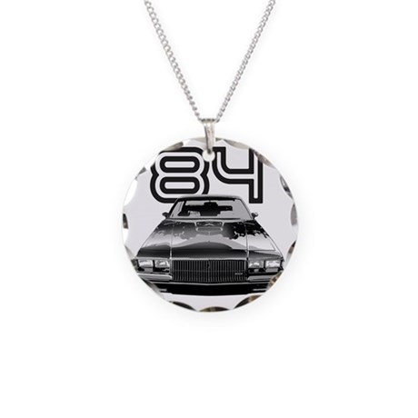 Grand National Necklace Circle Charm