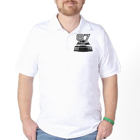 1987 Grand National Golf Shirt