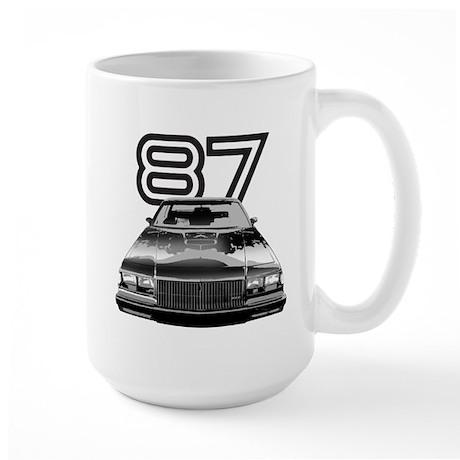 1987 Grand National Large Mug