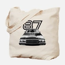 1987 Grand National Tote Bag