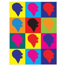 Speech-Language Pathology Pop Art Wall Art Canvas Art