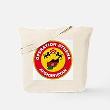 Operation Athena Tote Bag