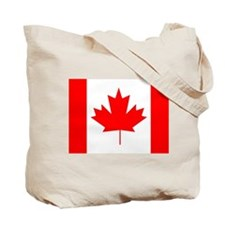 Canadian Forces Logo Tote Bag