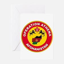 Operation Athena Greeting Cards (Pk of 10)