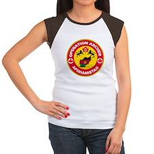 Operation Archer Women's Cap Sleeve T-Shirt