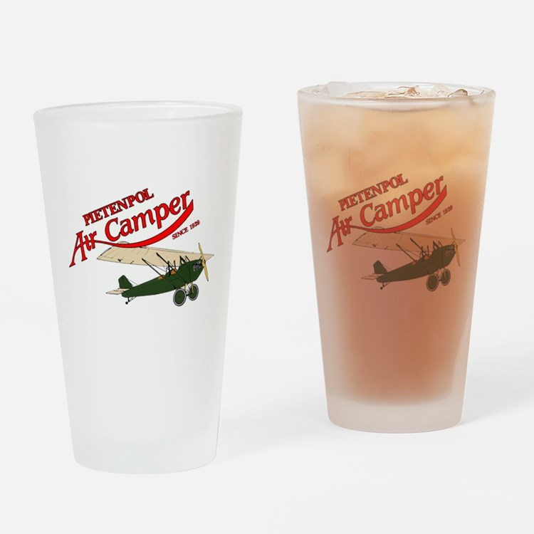 Drinking Glass Green Aircamper