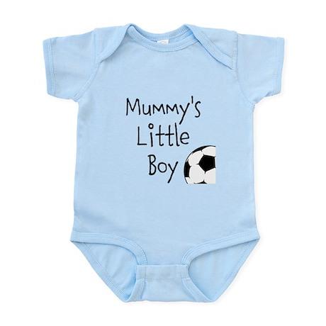 Mummy's Little Boy Infant Bodysuit
