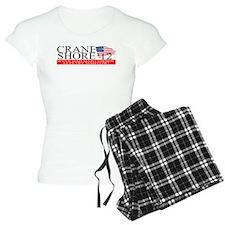Denny Crane for President pajamas