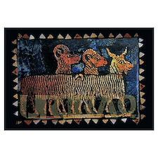 The Goats of Ur Iraq Wall Art