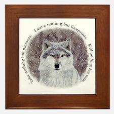Timeless Wisdom Framed Tile