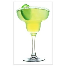 Margaritas Wall Art Poster