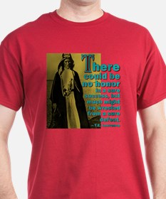 Honor In Defeat T-Shirt