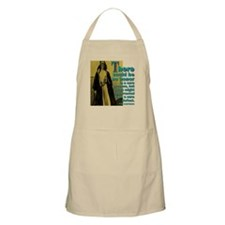 Honor In Defeat Apron