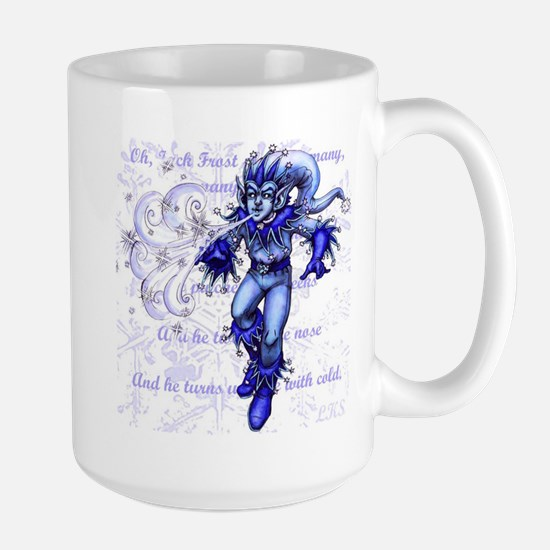 Large Jack Frost Mug