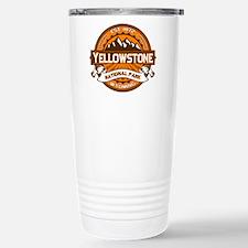Yellowstone Pumpkin Travel Mug