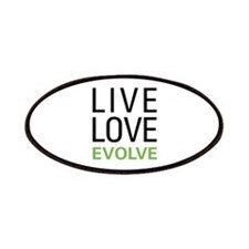 Live Love Evolve Patches