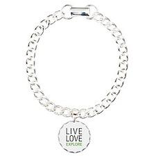 Live Love Explore Bracelet