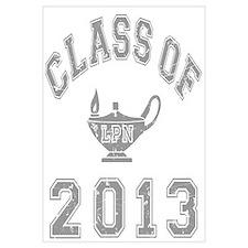 Class Of 2013 LPN Wall Art