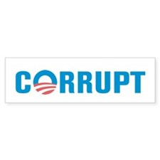 Corrupt Bumper Stickers