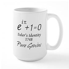Euler - Pure Genius Mug