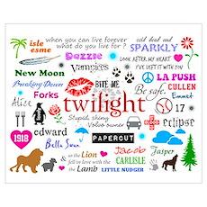Twilight Memories Wall Art Poster