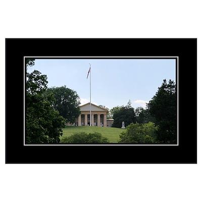Arlington House Wall Art Poster