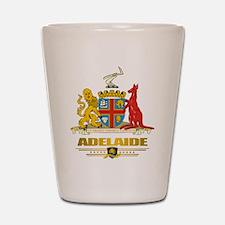 """""""Adelaide COA"""" Shot Glass"""