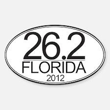 26.2 FLA Marathon Decal