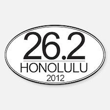 26.2 HON Marathon Decal