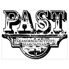PAST Investigator Wall Art Poster