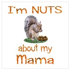 Mama Wall Art Poster