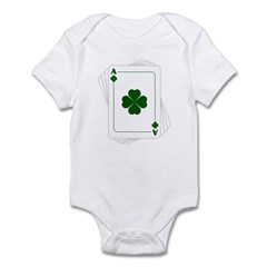Ace of Clover Infant Bodysuit