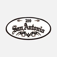 San Antonio 210 Patches