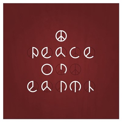 Peace Wall Art Poster