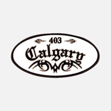Calgary 403 Patches