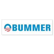 Anti Obama Bumper Sticker