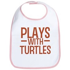 PLAYS Turtles Bib
