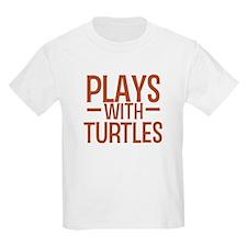 PLAYS Turtles T-Shirt