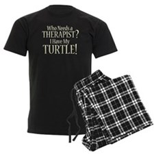 THERAPIST Turtle Pajamas