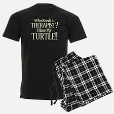 THERAPIST Turtle Pajamas