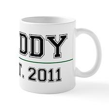 Daddy, Est. 2011 Mug