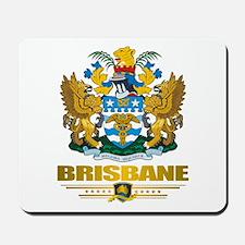 """""""Brisbane COA"""" Mousepad"""