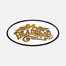 Deadwood Saloon Patches