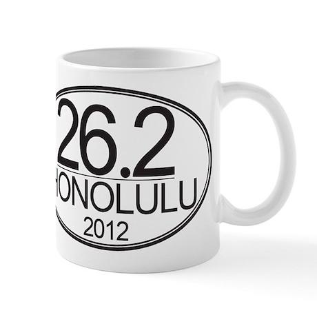 26.2 HON Marathon Mug
