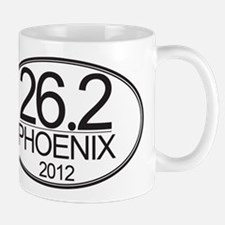 26.2 PHX Marathon Mug