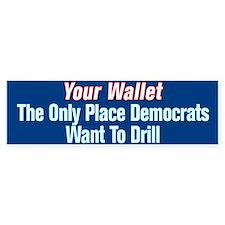Anti Obama Car Sticker