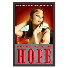 'Hope' Poster Poster